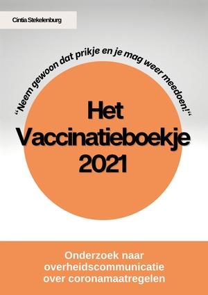 Het Vaccinatieboekje 2021