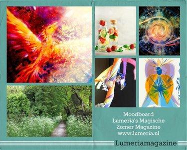 Lumeria's magische magazine zomer