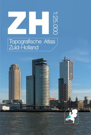 Topografische Atlas Zuid-Holland