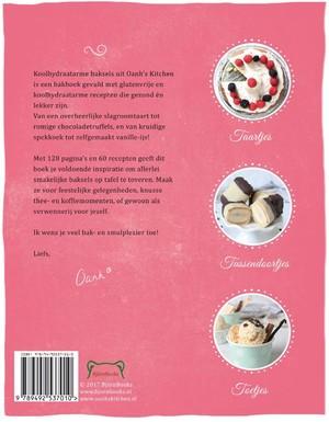 Koolhydraatarme baksels uit Oanh's kitchen