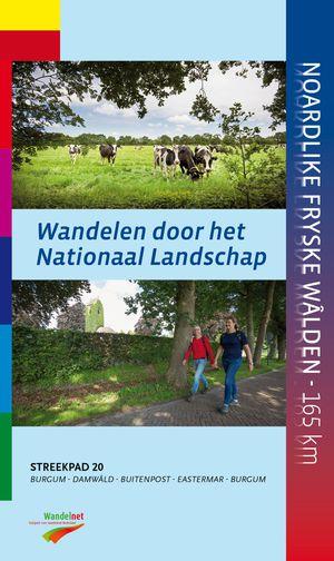Noardlike Fryske Walden Streekpad 20 165 km