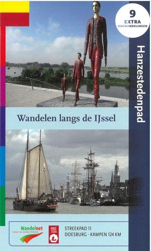 Streekpad 11 Hanzestedenpad  Wandelen langs de IJssel Doesburg- Kampen 122km