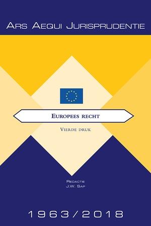 Jurisprudentie Europees recht 1963-2018