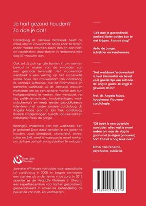 Het vrouwenhart werkboek