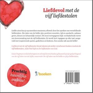 Liefdevol met de vijf liefdestalen