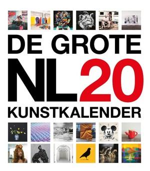 De Grote Nederlandse Kunstkalender 2020