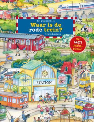 Waar is de rode trein?