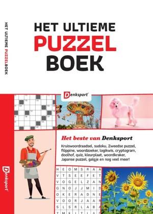 Denksport - Het Ultieme Puzzelboek