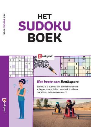 Het Sudoku boek