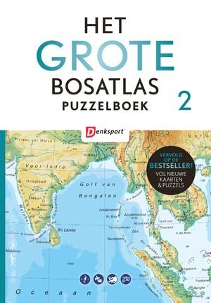 Het Grote Bosatlas Puzzelboek II
