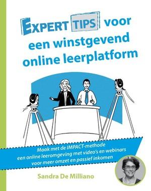 Experttips voor een online winstgevend leerplatform