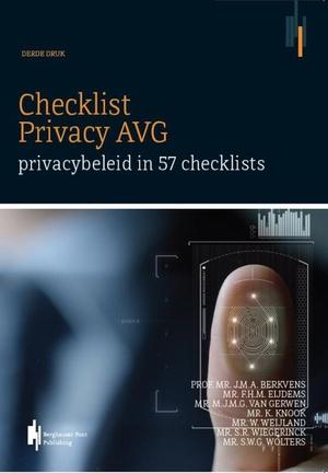 Checklist Privacy AVG