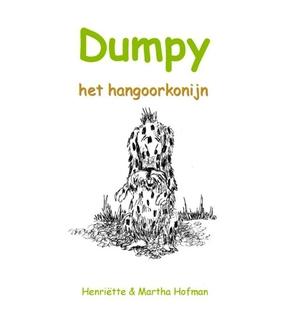 Dumpy het hangoorkonijn