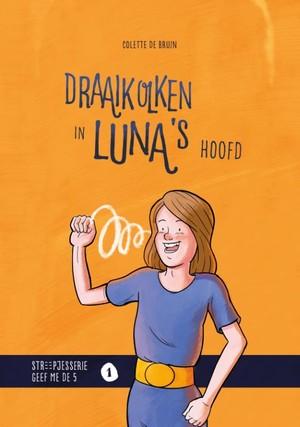 Draaikolken in Luna's hoofd