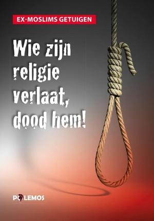 Wie zijn religie verlaat, dood hem!