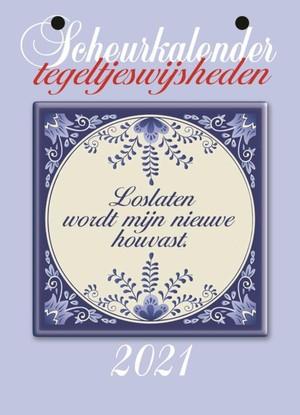 Tegeltjeswijsheden Scheurkalender 2021