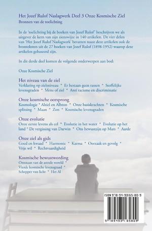 Het Jozef Rulof Naslagwerk 3 Onze Kosmische Ziel
