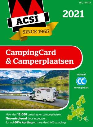 ACSI CampingCard & Camperplaatsen 2021