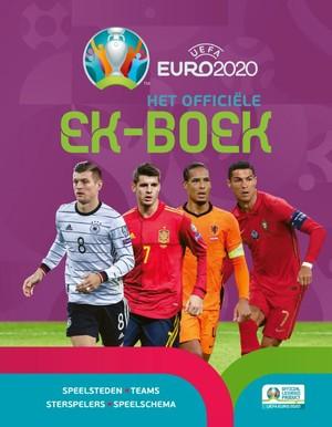 EURO 2020 - Het officiële EK-boek