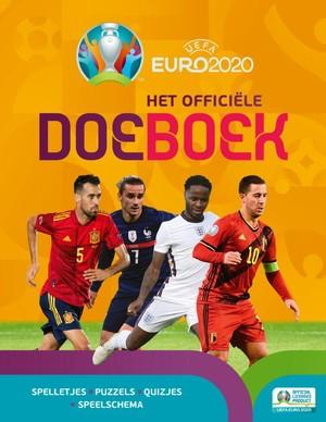 EURO 2020 - Het officiële doeboek