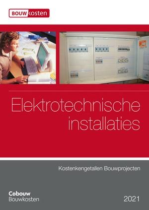 Kostenkengetallen bouwprojecten - Elektrotechnische installaties 2021
