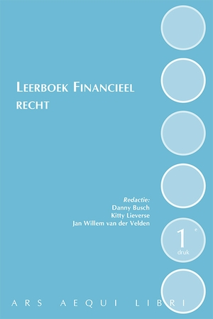 Leerboek Financieel recht