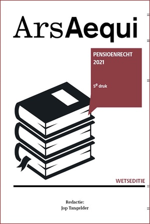 Pensioenrecht 2021