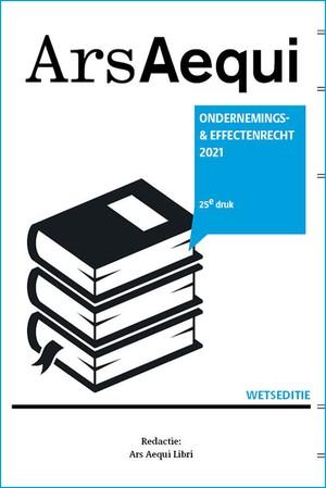 Ondernemings- & effectenrecht 2021