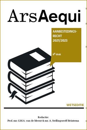 Aanbestedingsrecht 2021/2023