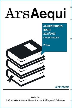 Aanbestedingsrecht 2021/2023 - studenteneditie