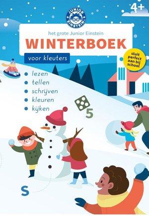 Het grote Junior Einstein Winterboek