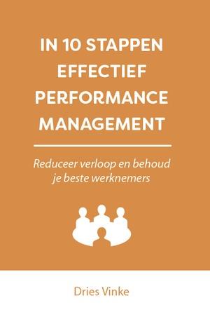 In 10 stappen effectief performance management
