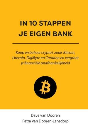 In 10 stappen in je eigen bank