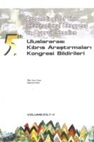 Proceedings Of The 5th International Congress On Cyprus Studies