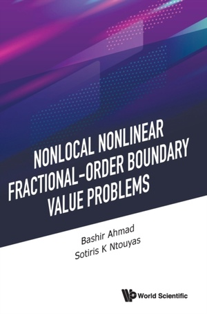 Nonlocal Nonlinear Fractional-order Boundary Value Problems