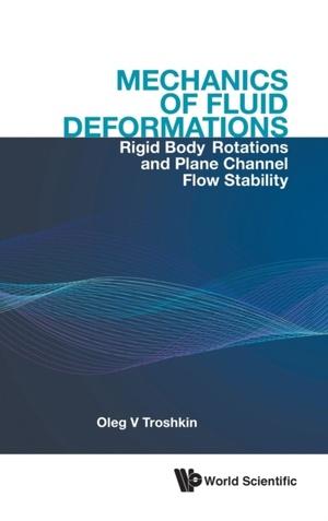 Mechanics Of Fluid Deformations: Rigid Body Rotations And Plane Channel Flow Stability