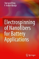 Electrospinning Of Nanofibers For Battery Applications