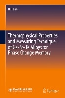 Thermophysical Properties And Measuring Technique Of Ge-sb-te Alloys For Phase Change Memory