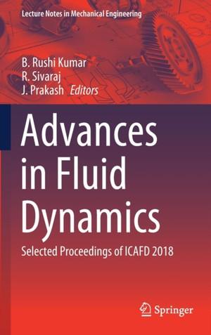 Advances In Fluid Dynamics