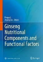 Ginseng Nutritional Components And Functional Factors