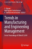 Trends In Manufacturing And Engineering Management