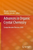 Advances In Organic Crystal Chemistry