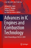 Advances In Ic Engines And Combustion Technology