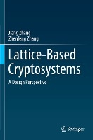 Lattice-Based Cryptosystems