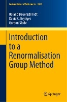 Introduction To A Renormalisation Group Method