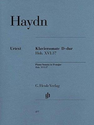 Klaviersonate D-dur Hob. XVI:37