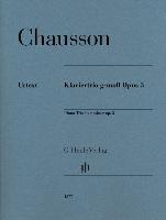 Klaviertrio g-moll op. 3