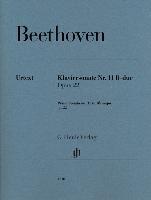 Klaviersonate Nr. 11 B-dur op. 22