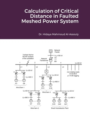 Calculation of Critical Distance in Faulted Meshed Power System